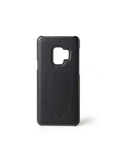 Techmaster Celly Samsung Galaxy S9 Ghost Skin Manyetik Telefon Kılıfı Renkli